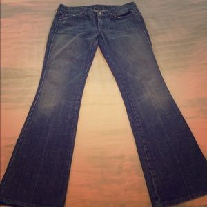 Women's 7 for all mankind Jeans sz30